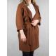 Płaszcz Nova brown