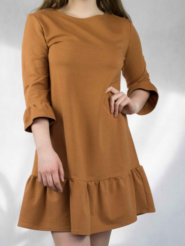 Sukienka Camille orange