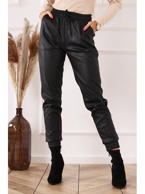 Damskie spodnie jeansowe wysoki stan