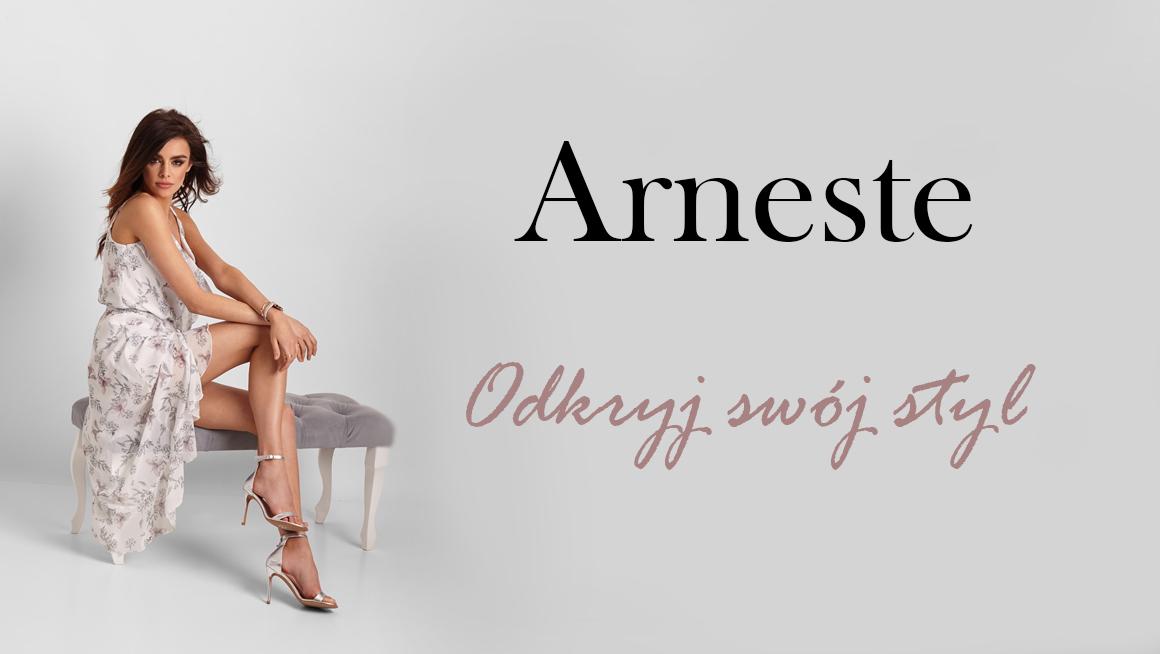 Odkryj swój styl z Arneste